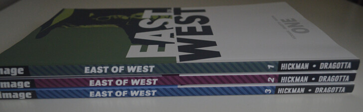 East of West VOL 1-3