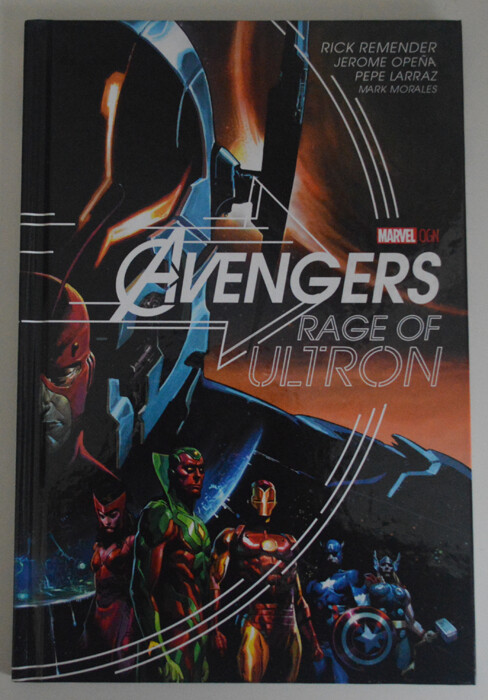 Rage of Ultron OGN