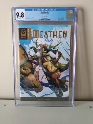 Heathen #1 TCM Variant