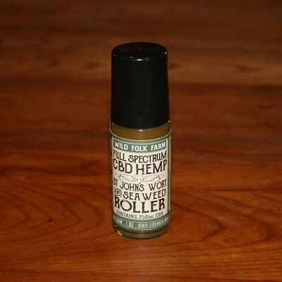 BIG CBD Roller (St. John's Wort + Seaweed)