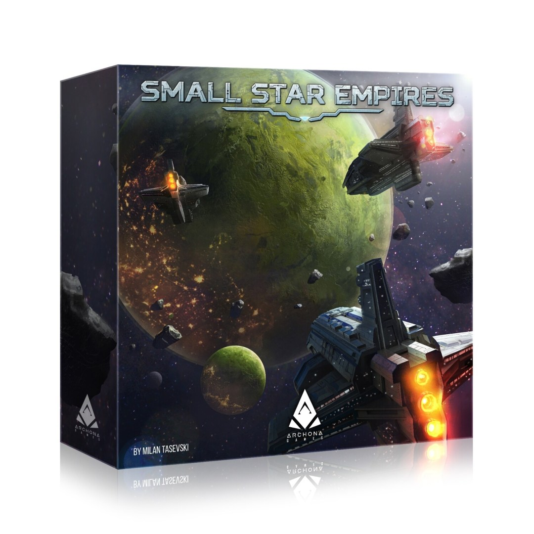Small Star Empires Retail Edition