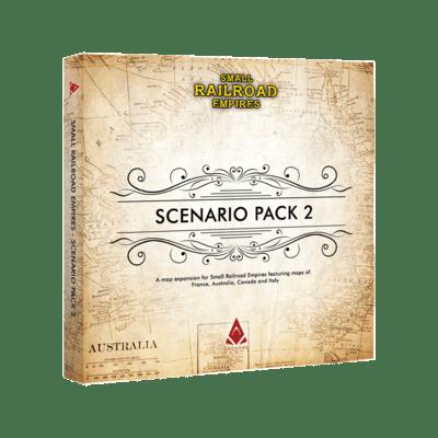 Scenario Pack Vol. 2 (PRE-ORDER)