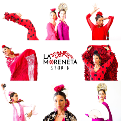 12 Meses de corrido Clases regulares Escuela La Moreneta Flamenco: 2 clases x semana (derecho a congelar 1 mes)