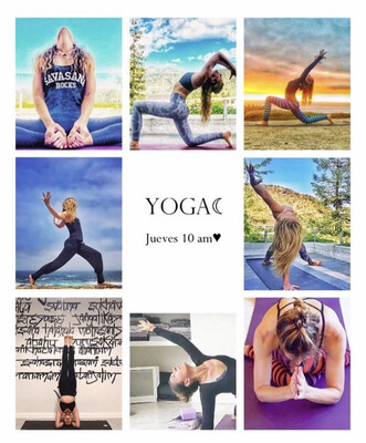 Yoga 1 Mes de corrido Clases regulares Escuela La Moreneta: 1 clase x semana