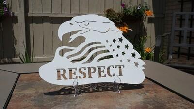 Respect Eagle