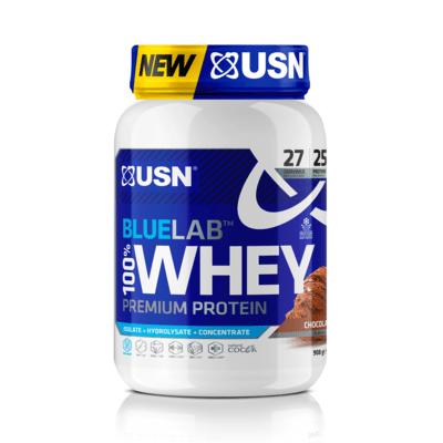 USN Βlue Lab Whey Protein Chocolate 908g