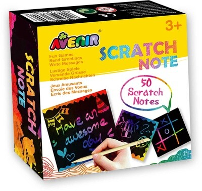 Sratch Notes