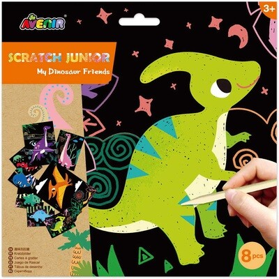 Scratch Junior - Dinosaur