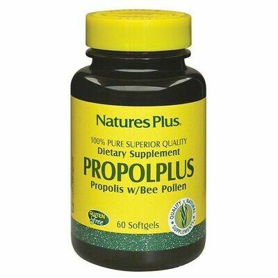 Natures Plus PropolPlus Softgels 60S