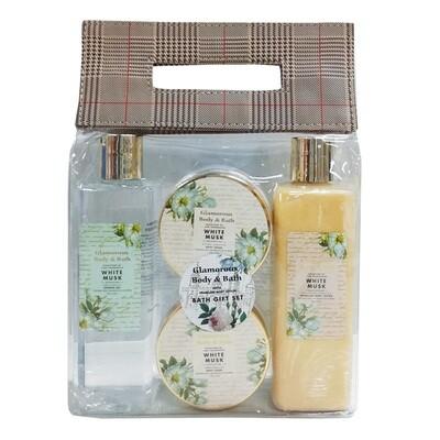 Folia Cosmetics Glamorous Body & Bath White Musk