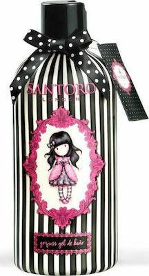Santoro Bath Shower Gel Ladybird 500ml
