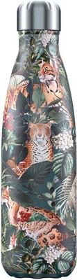 Chilly's Ανοξείδωτο Θερμός Tropical Leopard 500ml