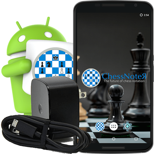 ChessNoteR N6 Marshmallow Bundle