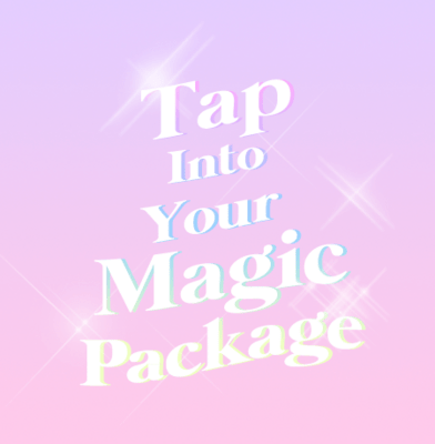 Tap Into Your Magic EFT Package