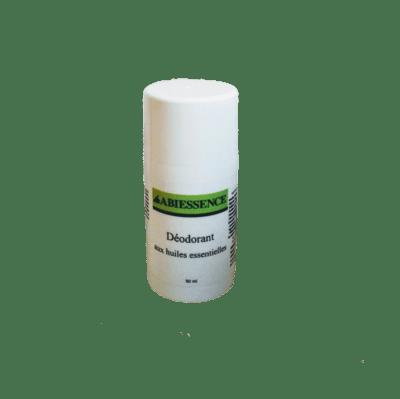 Déodorant roll-on aux huiles essentielles