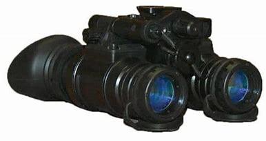 Harris F5032 Lightweight Night Vision Binocular - White Phosphor