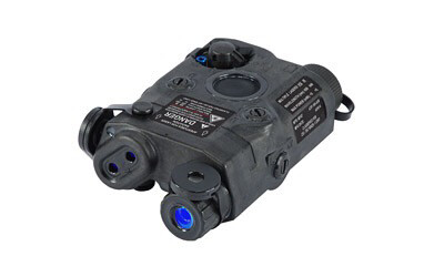 EOTech, Laser Aiming System, ATPIAL-C Advanced Target Pointer/Illuminator/Aiming Laser, Mil-Spec, Black Finish