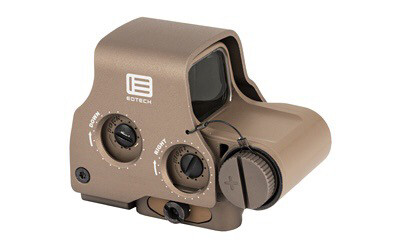 EOTech, EXPS3 Holographic Sight, Red 68 MOA Ring with 1 MOA Dot Reticle,