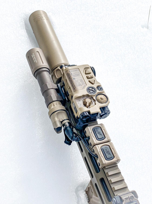 Modlite Modbutton Lite Light/Laser