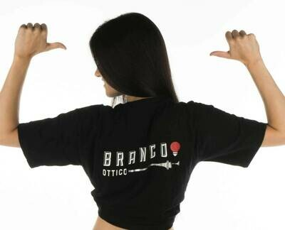 T-shirt BRANCO OTTICO
