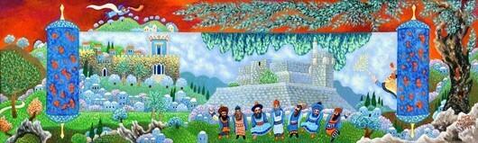 Rejoicing in Jerusalem