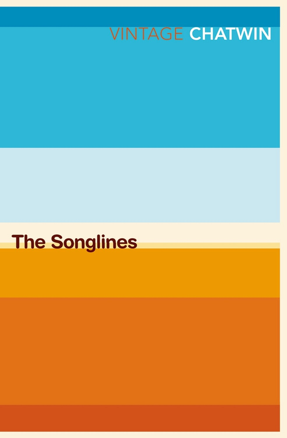 Songlines by Bruce Chatwin