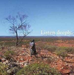 Listen Deeply, Let These Stories In by Kathleen Kemarre Wallace
