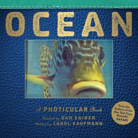 Ocean: A Photicular Book by Kainen & Kaufmann
