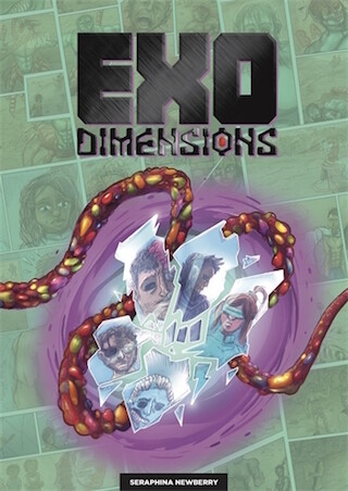 Exo-Dimensions by by Seraphina Newberry