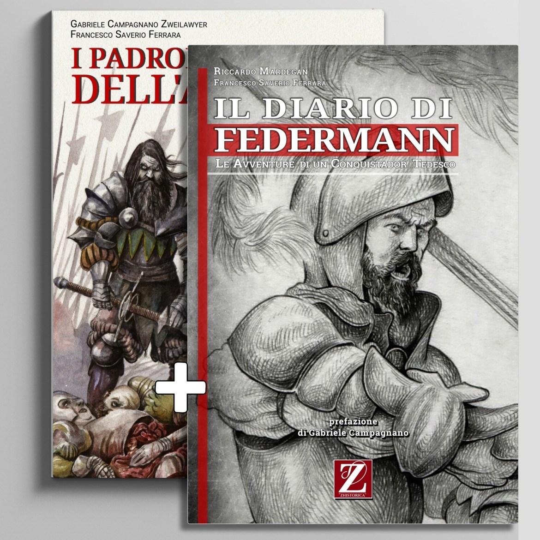 S-BOX: I Padroni dell'Acciaio + Il Diario di Federmann