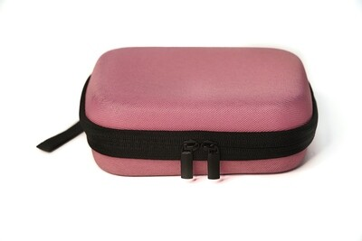 Pink Roller Bottle Hard Case