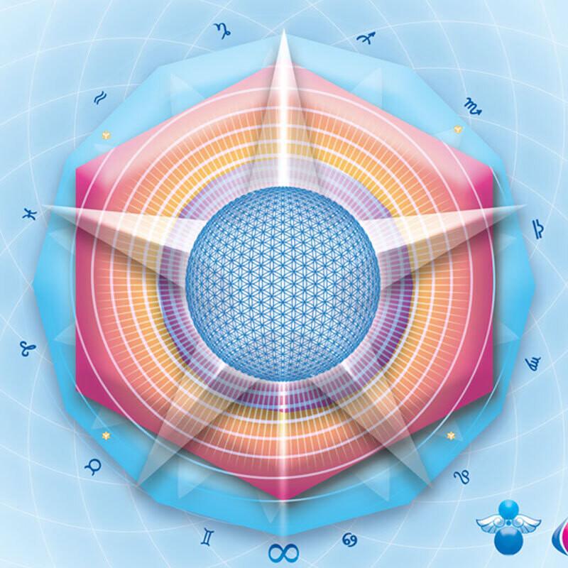 Crystalline DNA Reprogramming