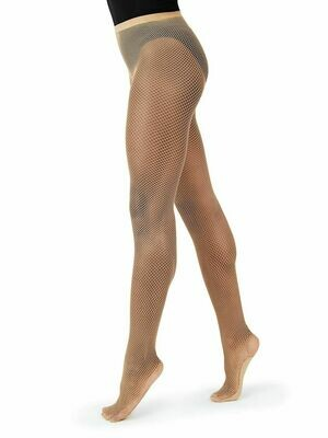 3000C Capezio Child Professional Seam Fishnets