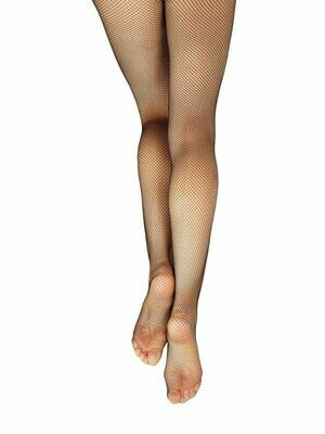 3407C Capezio Child Economy Footed Fishnet