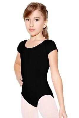 SL13 2-4 BLK Short Sleeve