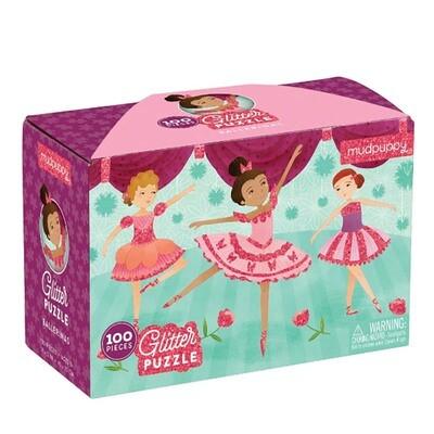 Glitter Ballerina Puzzle