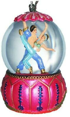Mini Arabian Snow Globe