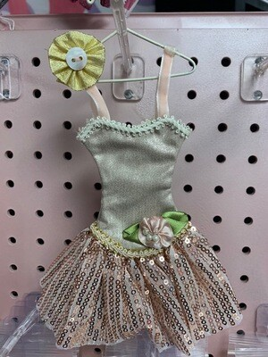 Dance Dress Ornament