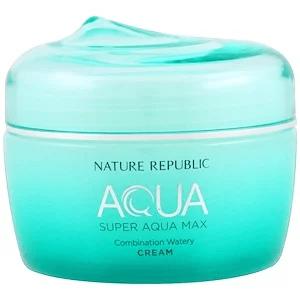 Nature Republic, Aqua 強效補水霜