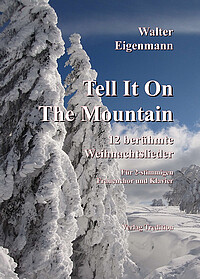 Tell It On The Mountain - Berühmte Weihnachts-Lieder für Frauenchor