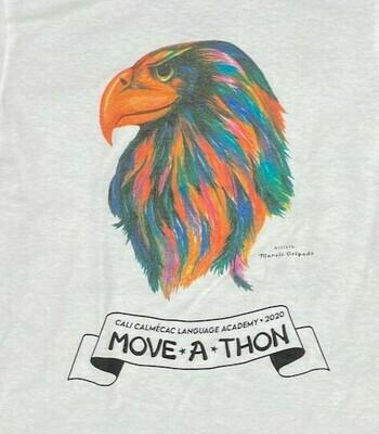 2020 Move-a-thon T-Shirt (Águila)