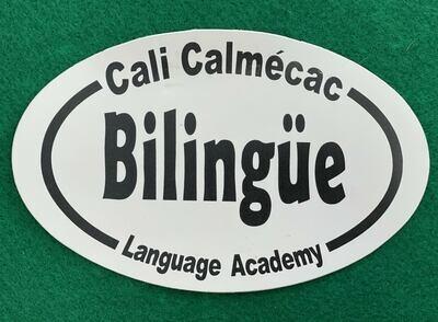 Bilingüe Magnets: Iman bilingüe