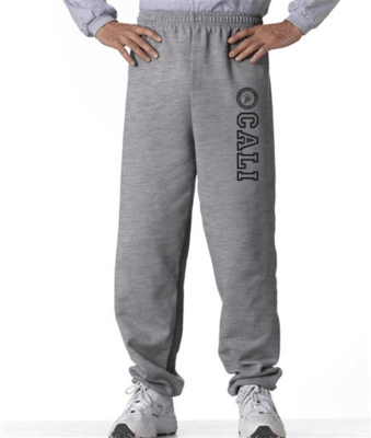 Adult Sweatpants - Gray / Pants para adultos - color gris