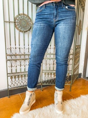 Slim Fit Straight Leg