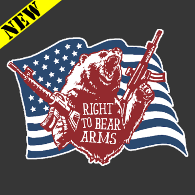 T-Shirt - Right To Bear Arms