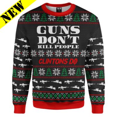 GH Christmas Sweater - Clintons Do