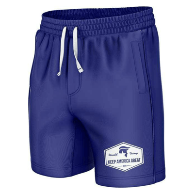 GH Swim Trunks - Keep America Great (Blue)