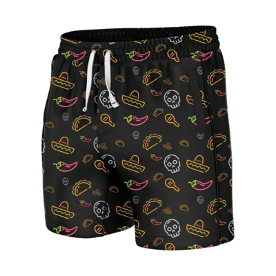 GH Swim Trunks - Taco Tuesday (Shorties)