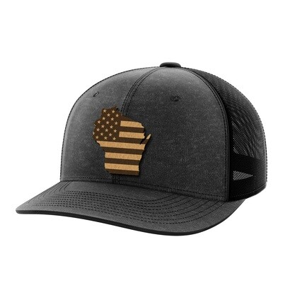 Hat - United Collection: Wisconsin