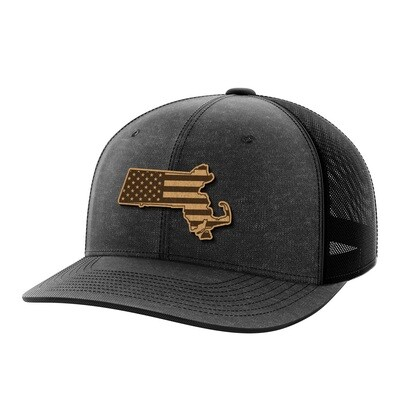 Hat - United Collection: Massachusetts